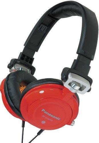 Powerful Earphone Kd8 Unit Drive panasonic rp djs400 r dj style headphones 1000mw maximum input power 10hz 27khz