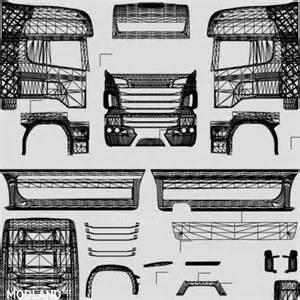 trailer templates all truck template all trailer template mod for ets 2