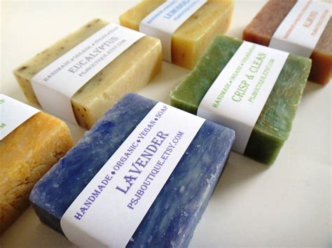 Handmade Organic Soap - 301 moved permanently