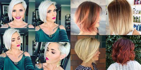 diversi tagli di capelli 55 diversi colori per il vostro taglio a caschetto lungo