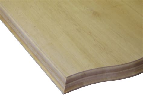 Flat Countertop by Custom Wood Counters Flat Grain By Grothouse