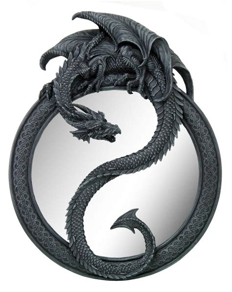 medieval dragon home decor medieval dragon wall mirror home decor decorative game