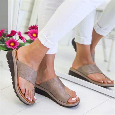 feelglad gliving womens soft big toe correction bunion