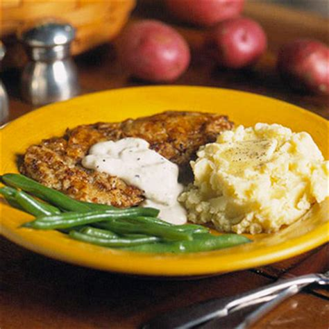 midwest comfort food traditional chicken fried steak midwest living