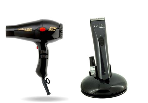 Hair Dryer And Trimmer parlux black 3200 hair dryer and wahl trimmer 744904581318 ebay
