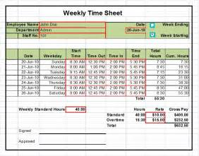 Excel Monthly Timesheet Template by Excel Timesheet Templates Excel Timesheets