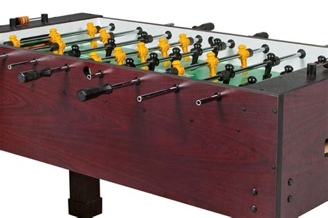 tornado foosball tables tornado sport foosball table in depth review getfoosball