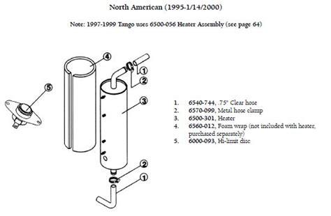 sundance spa parts diagram sundance spa bypass heater hi limit disc the spa works