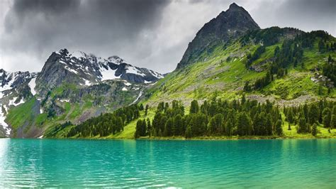 beautiful outdoors water mountains landscapes nature outdoors wallpaper