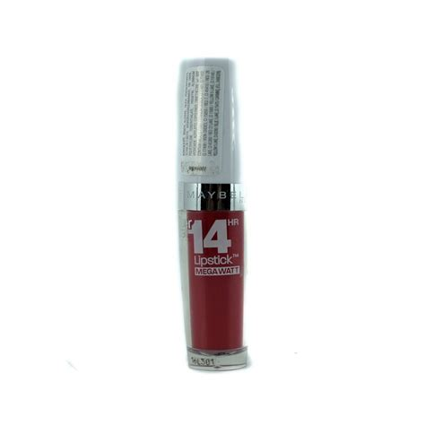 Maybelline Superstay 14 Hour Lipstick maybelline stay 14 hour lipstick choose your shade