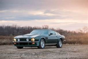 1987 Aston Martin V8 Vantage 1987 Aston Martin V8 Vantage X Pack