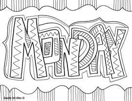 doodle alley calendar calendar coloring pages doodle alley