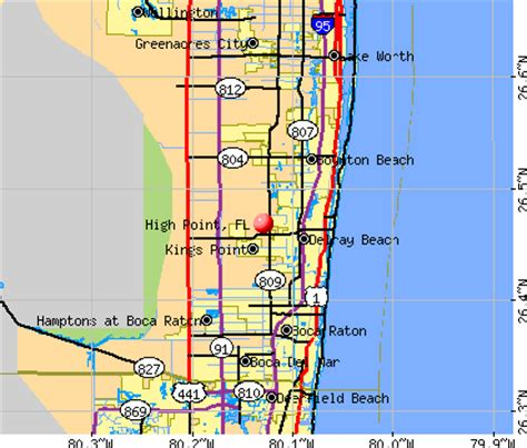 High Point Detox South Florida by High Point Florida Fl 34613 Profile Population Maps