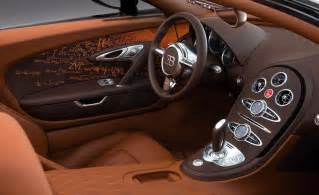 Bugatti Sport Interior Car And Driver