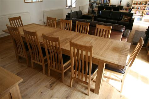dining room table to seat 12 stocktonandco