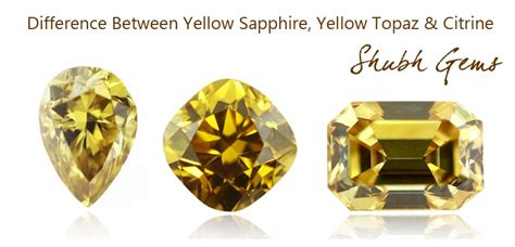 Yellow Quartz Yellow Topaz confused between citrine sunela yellow topaz yellow