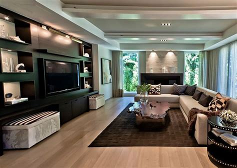 tv room decoist