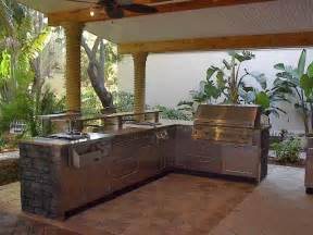 Ideas For Outdoor Kitchens Outdoor Kitchen Ideas For Small Space Homes Gallery