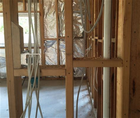 plumbing and electrical services in build