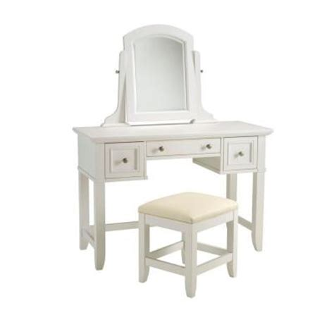 Vanity Table And Bench by Home Styles Naples Vanity Table And Bench 5530 72 The