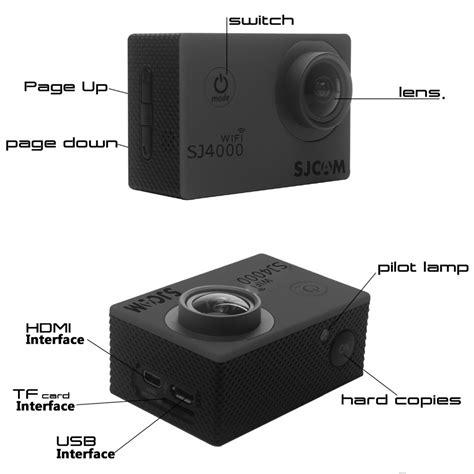Kamera Sjcam 4000 Wifi allegro