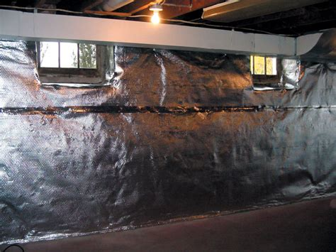 Basement Insulation & Energy Efficiency Products