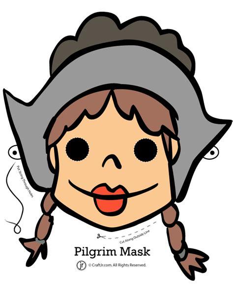 free printable turkey mask template thanksgiving mask pilgrim woman woo jr kids activities
