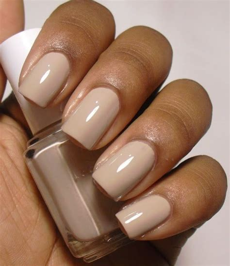 best nail color for brown skin nailpolish bee