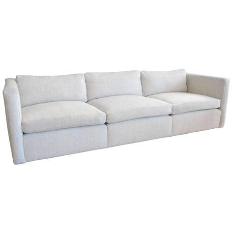 charles pfister for knoll tuxedo sofa at 1stdibs