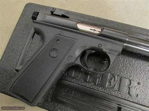 barrel 22 pistol ruger 22 45 target rimfire pistol 4 quot bull barrel 22 lr 10109