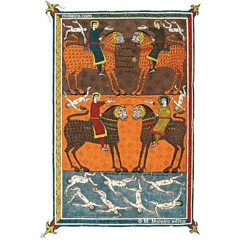 The Apocalypse Codex 2 36 best images about beatus of li 233 bana on planets and 700