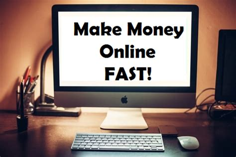 Make Money Quick Online - how to work online at home online affiliate wealth com