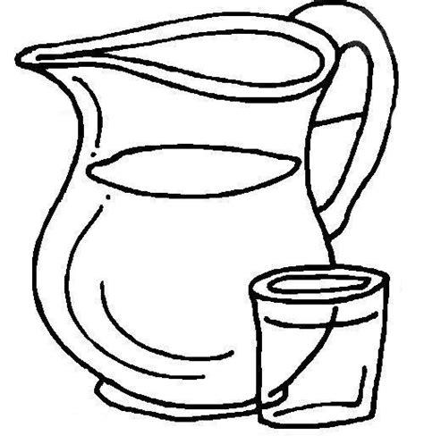 imagenes para colorear jarra desenho de jarra de 225 gua para colorir tudodesenhos