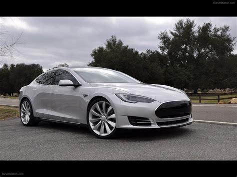 Tesla Model S 2011 Tesla Alpha Model S 2012 Car Wallpaper 03 Of 34