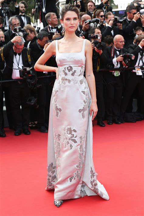 bianca balti red carpet 2018 the best red carpet looks from the 2017 cannes film