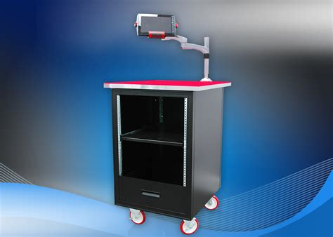 mobile equipment mobile equipment rack protects electronics