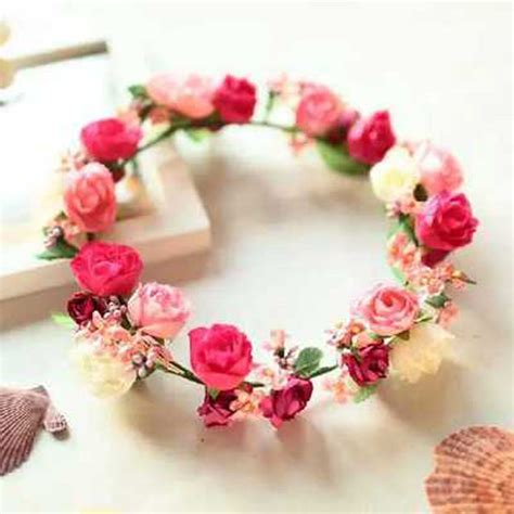 Flower Crown Hijau Pesta Bridal Mahkota Bunga Pesta Fcp 003 buy grosir gadis mahkota bunga from china gadis mahkota bunga penjual aliexpress