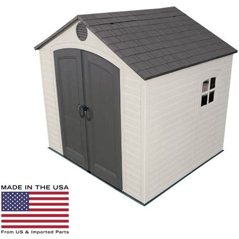 Lifetime Brighton 8 X 15 Storage Shed by 1000 Ideas About Lifetime Storage Sheds On