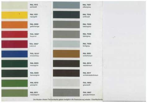 Lackieren Nach Verzinken by Verf 252 Gbare Farben F 252 R Eine Lackierung Auf Feuerverzinktem
