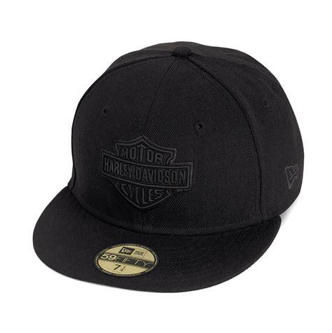 Harley Davidson Hats For Sale by Harley Davidson Mens Tonal Bar Shield Logo 59fifty Cap
