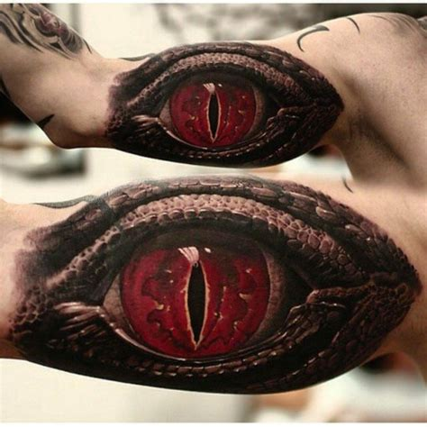 eyeball armpit tattoo dragon eye tattoo best tattoo ideas gallery