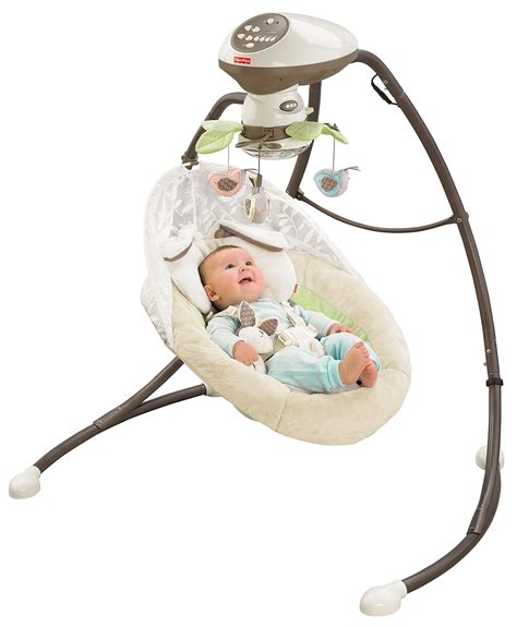 Infant Swing by Fisher Price Deluxe Bouncer My