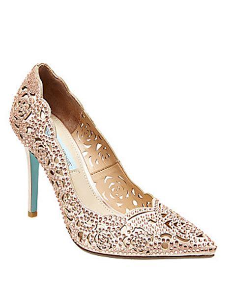 Wedding Shoes Betsey Johnson by Bridal Flats Heels Sandals Betsey Johnson Wedding Shoes
