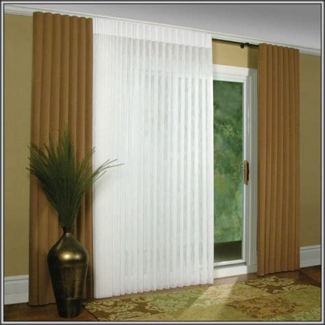 patio door blackout curtain panel patios home