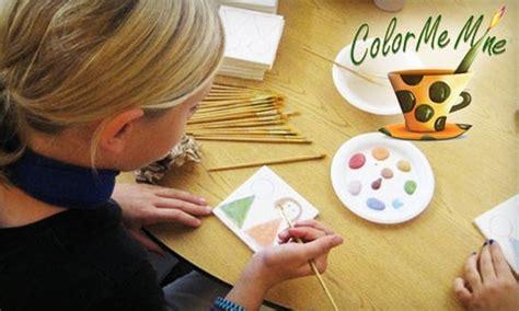 color me mine las vegas 10 for paint your own ceramics in jenks color me mine