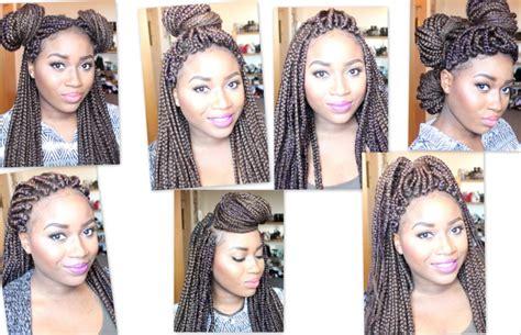 heavy box braids 7 styling ideas for heavy braids video black hair