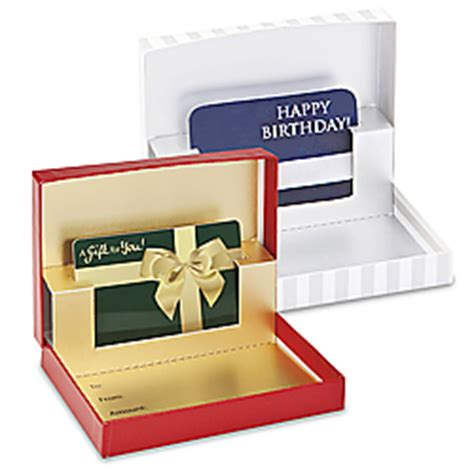 gift card boxes wholesale gift card boxes in stock uline - Card Gift Boxes Wholesale