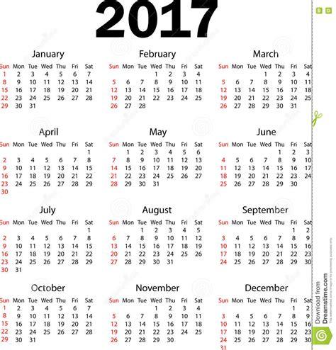 Calendario De Embarazo 2017 Calend 225 2017 As Semanas Partem De Domingo Ilustra 231 227 O Do