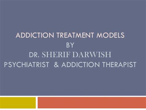What Is Enhanced Model Detox Treatment by Addiction Treatment Models Mammoura