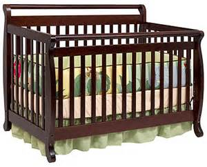 Crib Mattress Vs Toddler Mattress Davinci Emily 4 In 1 Convertible Crib Espresso Babies Quot R Quot Us